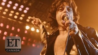 Rami Malek, Adam Lambert Talk Freddie Mercury's Legacy At 'Bohemian Rhapsody' Premiere