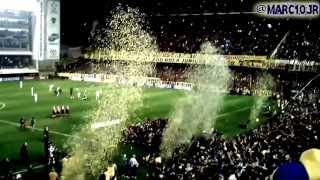 El mensaje del jugador numero 12 (revancha Corinthians) HD
