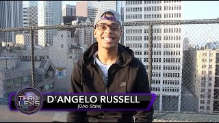 Thru The Lens: Episode 08 - Ohio to L.A. with D'Angelo Russell