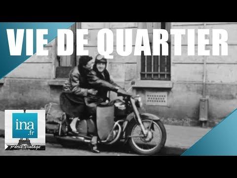 1957 : Vivre dans le 13e arrondissement de Paris   Archive INA