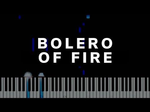 BOLERO OF FIRE [Synthesia Tutorial] - The Legend of Zelda: Ocarina of Time - MajorLink