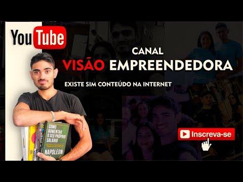 TRAILER CANAL VISÃO EMPREENDEDORA