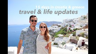 EURO TRIP RECAP | Life Update, Packing Regrets, Trip Overview