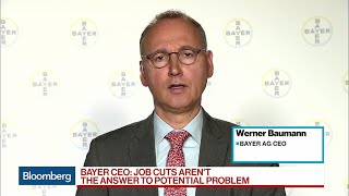 Bayer CEO Doesn't See Job Cuts As Answer To A Potential Problem