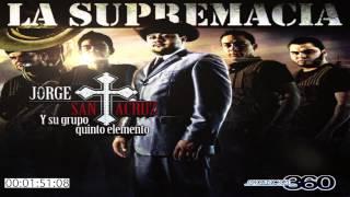 Jorge Santa Cruz - Huelo Mi Sangre (Album La Supremacia) By bdmnte