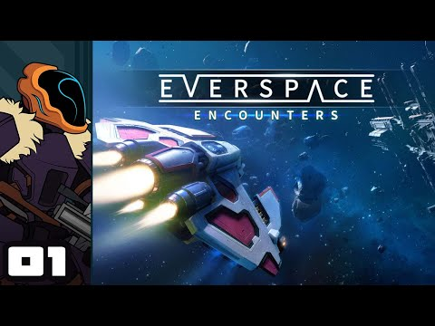 Let's Play Everspace: Encounters - PC Gameplay Part 1 - Cluttered Space