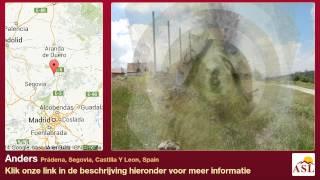 preview picture of video 'Anders te Koop in Prádena, Segovia, Castilla Y Leon, Spain'