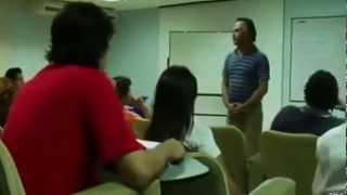 Смотреть онлайн Учитель проучил надоедливого ученика