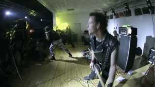 Anti-Nowhere League - Bastard Rock 2012