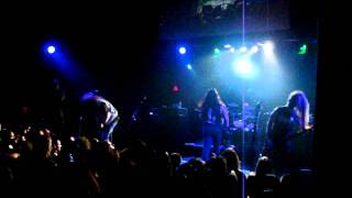 EXHUMED In my Human Slaughterhouse live keyclub 08/07/2011