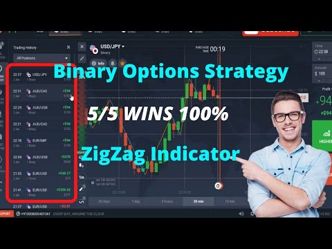 Binary options trust account