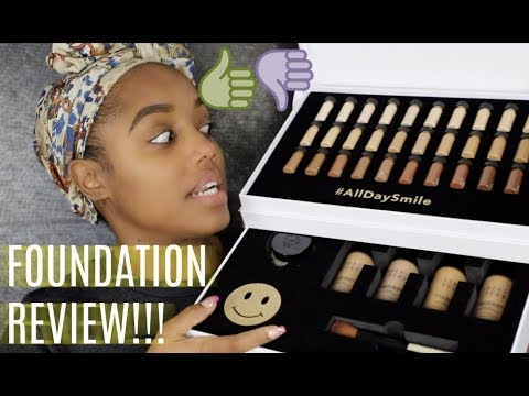 BOBBI BROWN FOUNDATION REVIEW & WEAR TEST | Ellarie