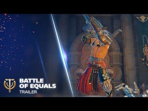 Battle of Equals Trailer