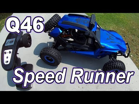 JJRC Q46 Speed Runner RC Buggy Review 🚗