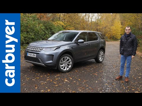 Land Rover Discovery Sport 2020 in-depth review - Carbuyer