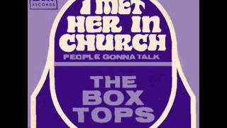 BOX TOPS   I MET HER IN CHURCH 1969 BEN 501 French sleeve