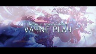 Time Bomb - Feint & Boyinaband丨Vayne play (league of legends edit)
