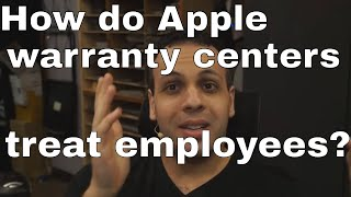 CSAT Solutions: employee interview with Apple warranty service contractor.