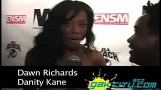 DAWN RICHARDS OF DANITY KANE & GAKCITY.COM!