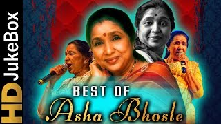 Best Of Asha Bhosle | Evergreen Hindi Songs Collection | Best