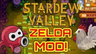 Zelda Mod show by Powerfulsl