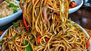 Chowmien Street Food Love - India