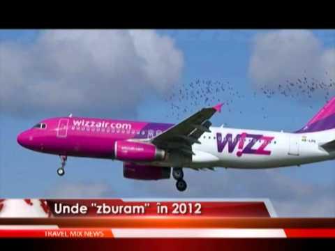 """Unde """"zburam""""  în 2012"""