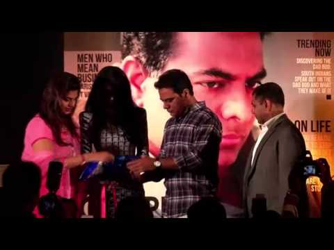 RITZ Telangana Issue Launch Featuring Shri KT Rama Rao aka KTR