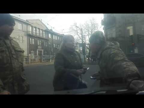 """""""Спекталь"""" в Одессе: сотрудники военкомата похитили студента прямо с занятий"""