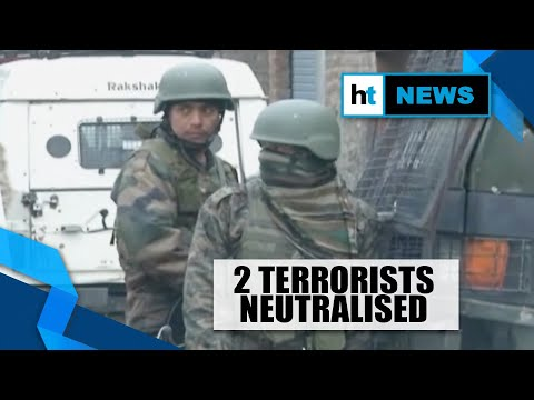 Two terrorists killed in J&K'S Bandipora, arms & ammunition recovered