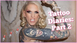 THE JEFFREE STAR TATTOO DIARIES: PART 2