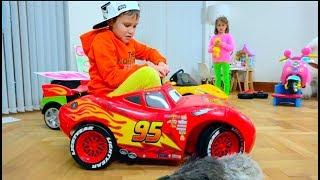Garage Sale детских машинок