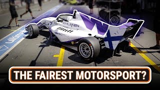 Is This The Fairest Motorsport Ever?