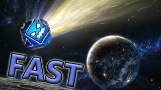 FAST Geometry Dash SubZero - All Levels (1-3) 100% Complete [All Coins]