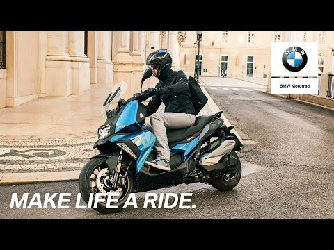 2019 BMW C 400 X in Iowa City, Iowa - Video 1