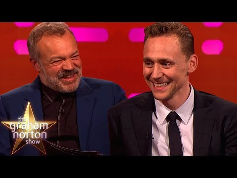 Graham Norton LOVES Tom Hiddleston
