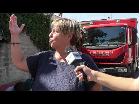Roma, esplosione in un appartamento di Torre Angela