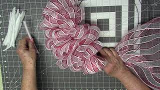Christmas Bubble Wreath Tutorial