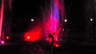 preview picture of video 'Red Fountain | Красный фонтан'