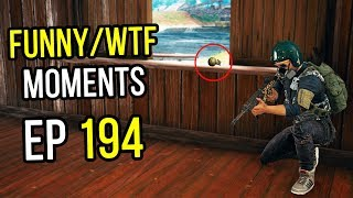 PUBG: Funny & WTF Moments Ep. 194