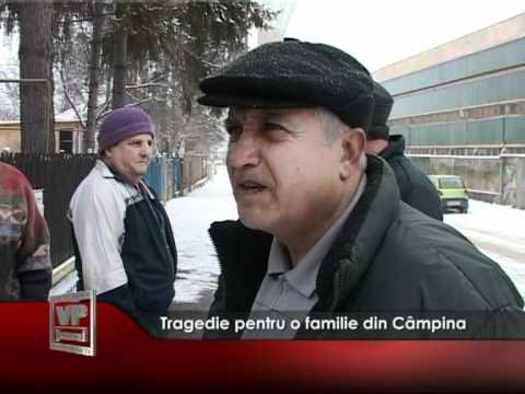 Tragedie pentru o familie din Câmpina