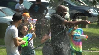 Water Wars bring community together in New London