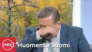 Laurille Suuri juontaja -palkinto   Huomenta Suomi   MTV3
