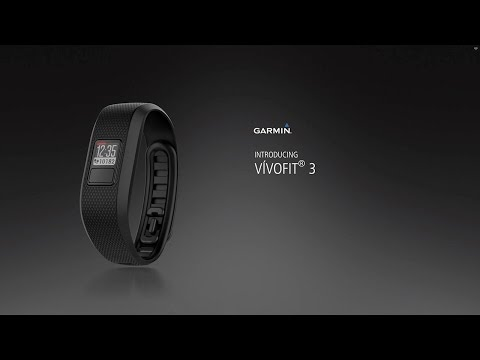vívofit 3: Meet the Challenge