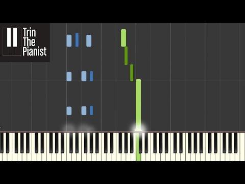 Trio op. 100 - Andante con moto - Schubert. Piano tutorial + sheet music