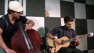 Astor Piazzolla - Contrabajeando - DoubleBass & Guitar