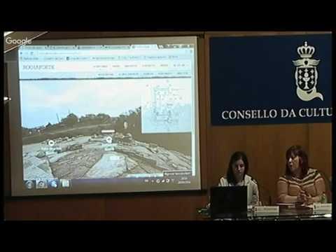 O web do castelo da Rocha Forte, relación Documentación-Divulgación
