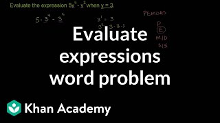 Evaluating exponential expressions