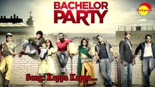 Kappa kappa - Bachelor party