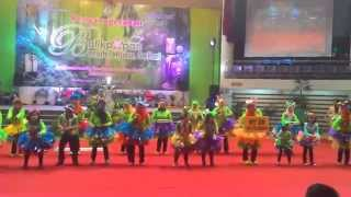 preview picture of video 'Lomba Yel-yel CGH RT.26 Balikpapan'
